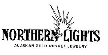 NORTHERN LIGHTS ALASKAN GOLD NUGGET JEWELRY