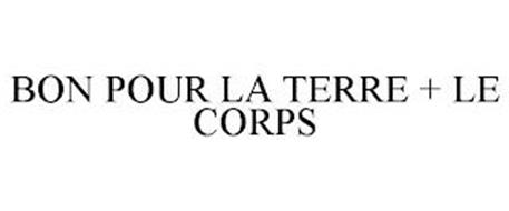 BON POUR LA TERRE + LE CORPS