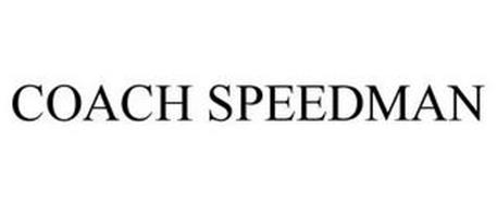 COACH SPEEDMAN