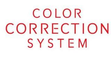 COLOR CORRECTION SYSTEM