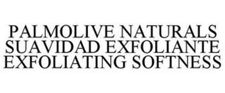 PALMOLIVE NATURALS SUAVIDAD EXFOLIANTE EXFOLIATING SOFTNESS
