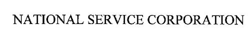 NATIONAL SERVICE CORPORATION