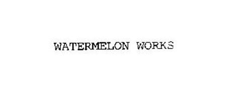 WATERMELON WORKS