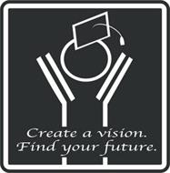 CREATE A VISION. FIND YOUR FUTURE.