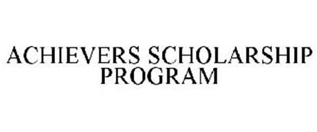ACHIEVERS SCHOLARS PROGRAM