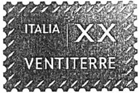ITALIA XX VENTITERRE
