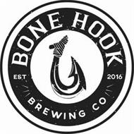 BONE HOOK BREWING CO EST 2016