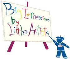 BIG IMPRESSIONS BY LITTLE ARTISTS COLLIER CHILD CARE RESOURCES, INC. CCCR