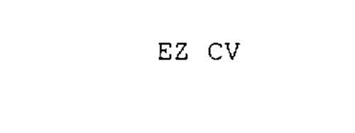 EZ CV