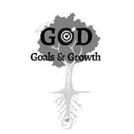 GOD GOALS & GROWTH