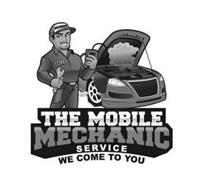 MECHANIC AVERN THE MOBILE MECHANIC SERVICE WE COME TO YOU
