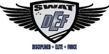 SWAT DEF DISCIPLINED ELITE FORCE