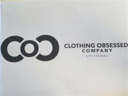 COC CLOTHING OBSESSED COMPANY LOS ANGELES