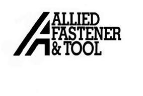 A ALLIED FASTENER & TOOL