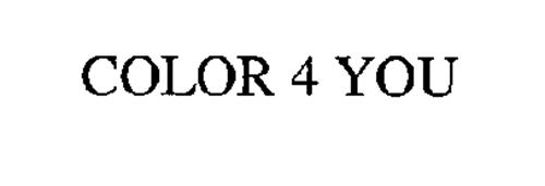 COLOR 4 YOU