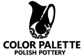 COLOR PALETTE POLISH POTTERY