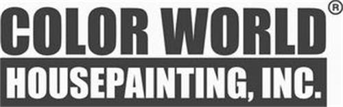 COLOR WORLD HOUSEPAINTING, INC.