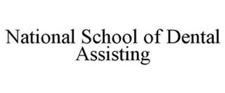 NATIONAL SCHOOL OF DENTAL ASSISTING