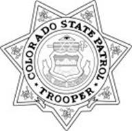 COLORADO STATE PATROL TROOPER XX NIL SINE NUMINE