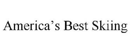 AMERICA'S BEST SKIING