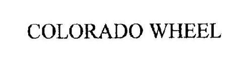 COLORADO WHEEL