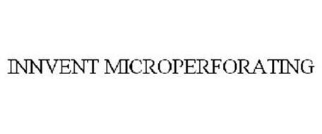 INNVENT MICROPERFORATING