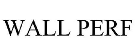 WALL PERF