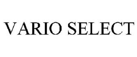 VARIO SELECT
