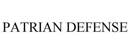 PATRIAN DEFENSE