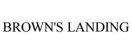 BROWN'S LANDING