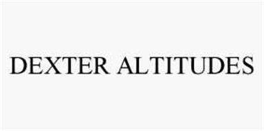 DEXTER ALTITUDES