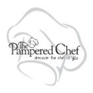 The Pampered Chef Discover The Chef In You Trademark Of