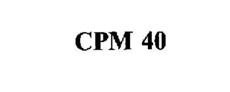CPM 40