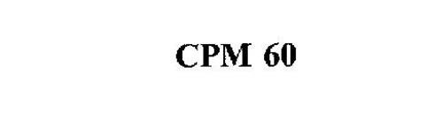 CPM 60