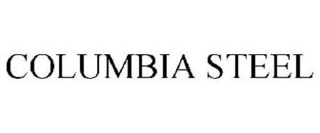 COLUMBIA STEEL