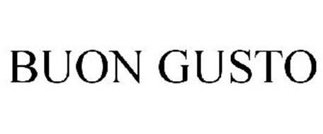 BUON GUSTO