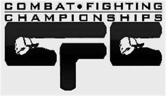 CFC COMBAT · FIGHTING CHAMPIONSHIPS