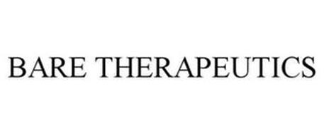 BARE THERAPEUTICS