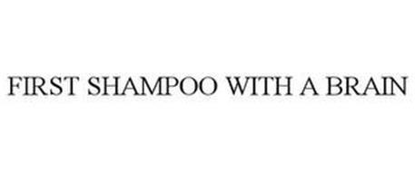 FIRST SHAMPOO WITH A BRAIN