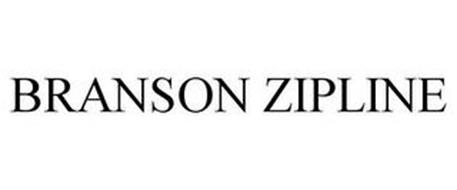 BRANSON ZIPLINE