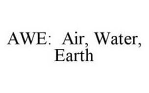 AWE: AIR, WATER, EARTH