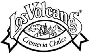 LOS VOLCANES CREMERÍA CHALCO