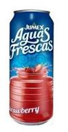 JUMEX AGUAS FRESCAS STRAWBERRY