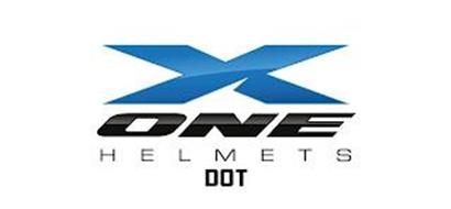 X ONE HELMETS DOT