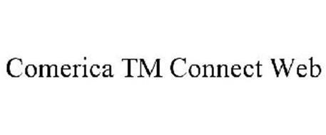 COMERICA TM CONNECT WEB