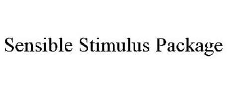 SENSIBLE STIMULUS PACKAGE
