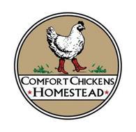 COMFORT CHICKENS HOMESTEAD