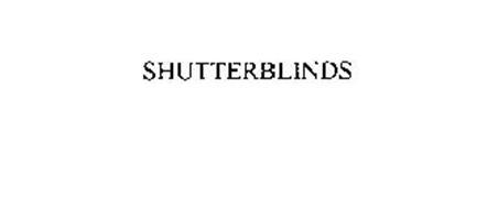 SHUTTERBLINDS