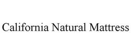 CALIFORNIA NATURAL MATTRESS