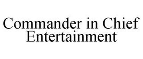 COMMANDER IN CHIEF ENTERTAINMENT